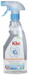 09.16.26 Klar BadReiniger 0,5 l Flasche mit Spayer, Waschen und Reinigen
