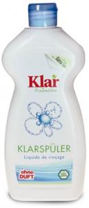 09.17.04 Klar Klarspüler 0,5 l Flasche, Waschen und Reinigen
