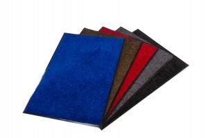 11.18.00, 11.18.01, 11.18.02, 11.18.04, ONYX Schmutzfangmatte 30°C waschbar schwarz, grau, rot, blau, oliv-braun 1