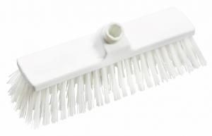 14.09.10 Haug Besen 8-Kant Kopf PP-Korpus 70 x 300 mm Polyester hart, Lebensmittelbereich, Hygiene